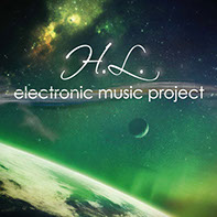 CD-Cover H.L. electronic music project