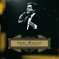 CD Cover Jimmy Makulis