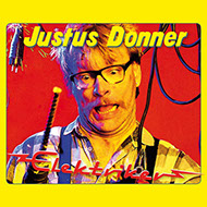 CD Cover Justus Donner