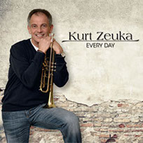 CD-Cover Kurt Zeuka Every Day