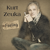 CD-Cover Kurt Zeuka Feeling