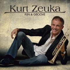 CD Cover Kurt Zeuka Fun & Groove